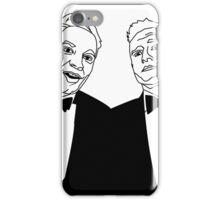 Twinning iPhone Case/Skin