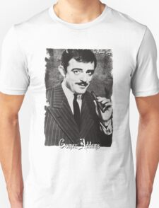 Gomez -The Addams Family 1964 Unisex T-Shirt