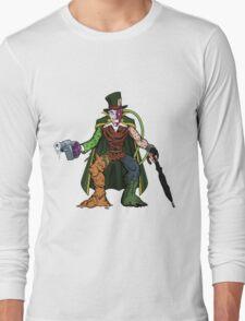 Mashups: Batman's Rogues Long Sleeve T-Shirt