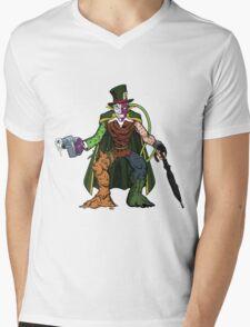 Mashups: Batman's Rogues Mens V-Neck T-Shirt