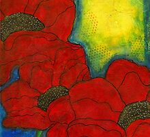 Mama's Poppies-WIP by © Angela L Walker