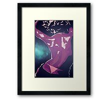 She is O oh, oh, oh D.I.S.C.O. Framed Print