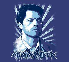Castiel - Commander Womens Fitted T-Shirt