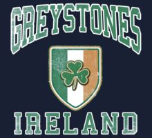 Greystones, Ireland with Shamrock Kids Tee