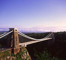 Clifton Suspension Bridge by Lachlan Doig