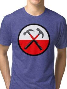 Pink Floyd Hammers Tri-blend T-Shirt