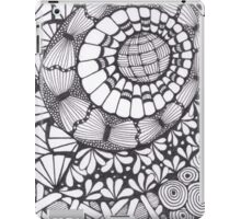 Zen Circles iPad Case/Skin