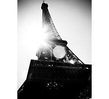 Parisian Halo Photographic Print