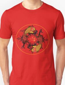 JAPANESE TATTOO FISH Unisex T-Shirt