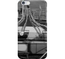 Tip Top - Black & White iPhone Case/Skin