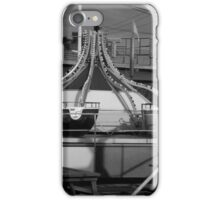 Tip Top - Black & White iPhone Case/Skin
