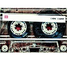 Mix-Tape Photographic Print