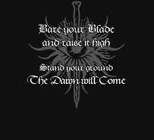 Dragon Age - Bare your Blade Unisex T-Shirt
