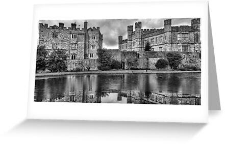 Leeds Castle by Bob Culshaw