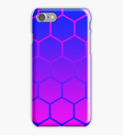 Hipster Post-Modern Honeycomb iPhone Case/Skin