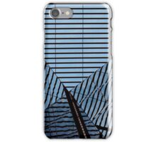 Reflective Ripples of Disorientation iPhone Case/Skin