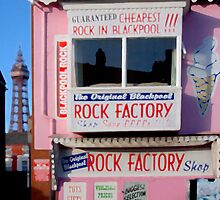 Rock Factory by Alistair Parker