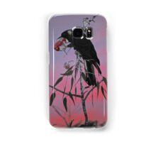 Carnaby's Cockatoo at Sunrise Samsung Galaxy Case/Skin