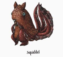 Squiddel Illustration Kids Clothes