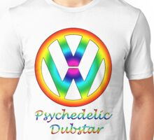 Psychedelic dubstar  Unisex T-Shirt