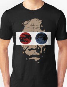 THREE-DEE Unisex T-Shirt