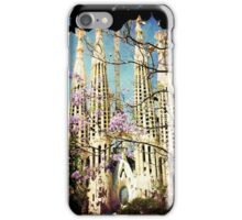 La Sagrada Familia iPhone Case/Skin