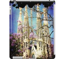 La Sagrada Familia iPad Case/Skin