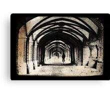 Berlin Arches Canvas Print