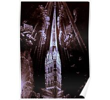 Spire in a Prism Poster