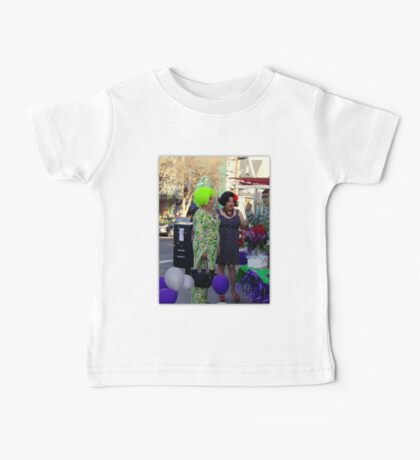 A Sequential Event Baby Tee