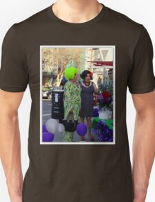 A Sequential Event Unisex T-Shirt