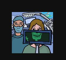 X-ray at the dentist Long Sleeve T-Shirt