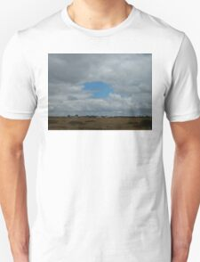 Pac-Man In The Sky T-Shirt
