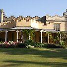 lovely Vaucluse House, Sydney by BronReid