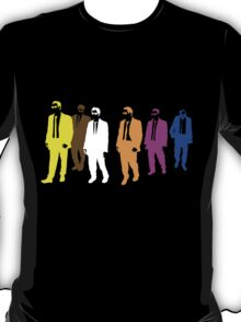 Reservoir Colors with Mr. Blue T-Shirt