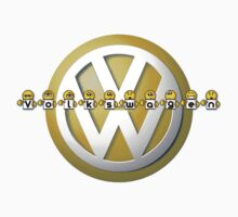 The Volkswagen Emoticon T-Shirt Kids Clothes