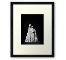 ©MS Morelos Monument At Janitzio IAM. Framed Print