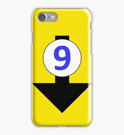 Racer X iPhone Case/Skin