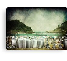 Last Sunday Canvas Print