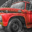 Old Farm Truck HDR SC by JGetsinger