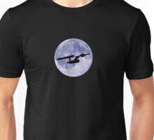 Enterprise Moon - 1701 T-Shirt