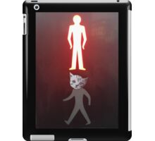Cat Crossing iPad Case/Skin