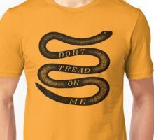 Vintage Dont Tread On Me Unisex T-Shirt