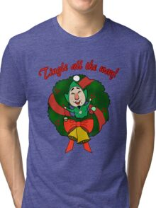 Tingle All the Way Tri-blend T-Shirt