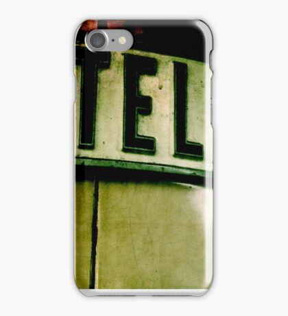 Last Life Line iPhone Case/Skin