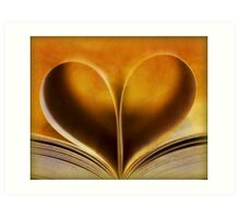 For the Love of... Art Print