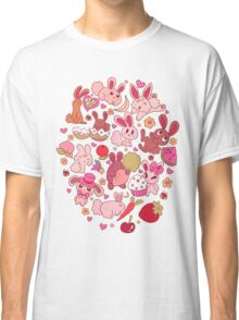 Adorable Bunnies Classic T-Shirt