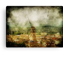Existent Past Canvas Print