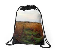 Path To Civilization Drawstring Bag