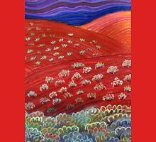 Pastels - Landscape - Pilbera Red Unisex T-Shirt